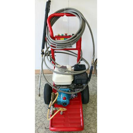 Photo North Star 3000 PSI, 2.5 GPM High-Performance Pressure Washer - $449 (Anderson)