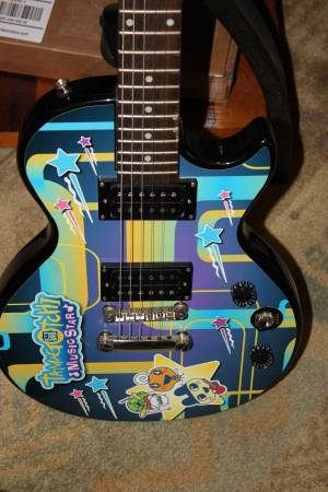 Photo Rare Epiphone Les Paul Special II (Contest Prize Guitar) - $320 (Englewood area)