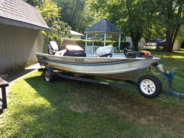 Photo SEA NYMPH FISHING MACHINE - $3,500 (DALEVILLE IN)