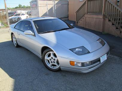Photo Used 1990 Nissan 300ZX 22 Hatchback for sale