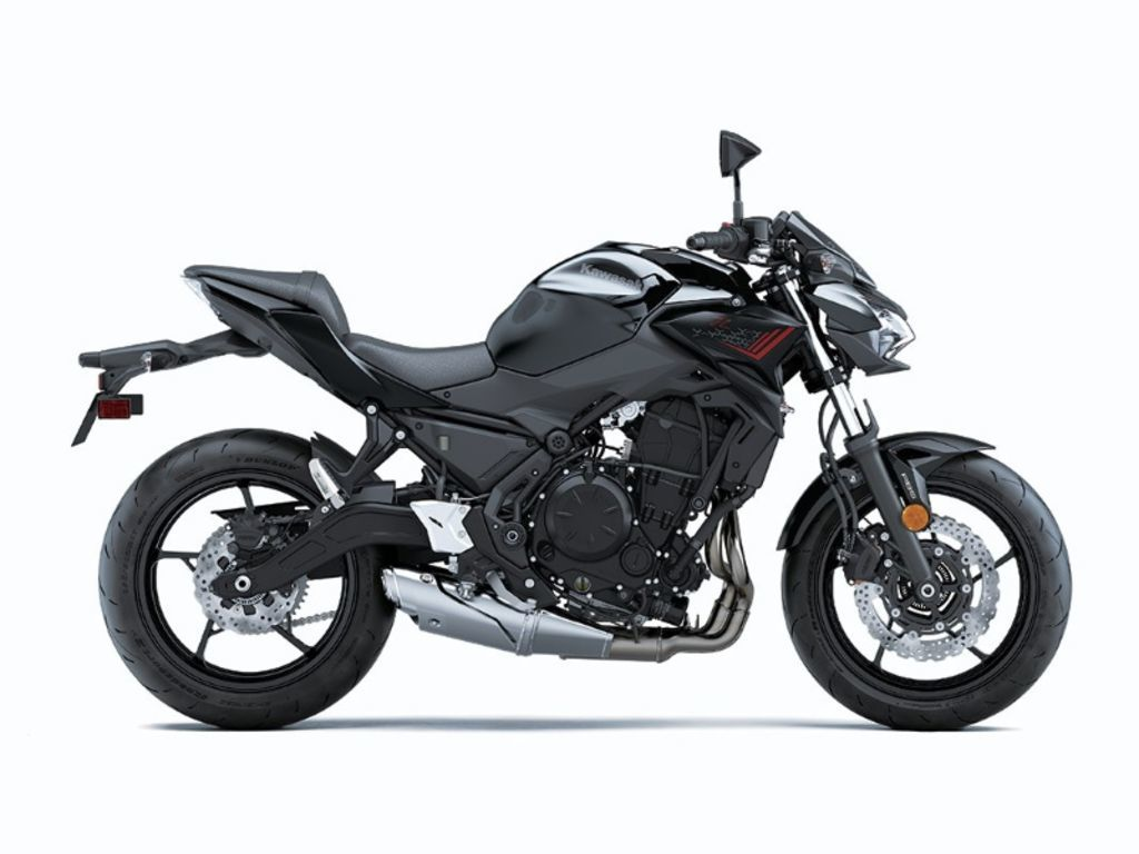 Photo 2020 Kawasaki Z650 ABS Metallic BlackMetallic Flat Spark Black $7199