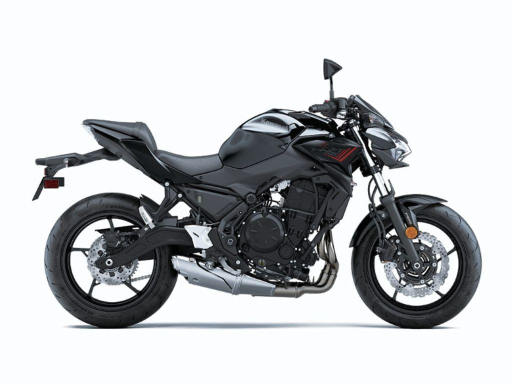 Photo 2020 Kawasaki Z650 ABS Metallic BlackMetallic Flat Spark Black $7199