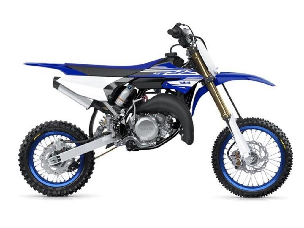 Photo Used 2018 Yamaha Dirt Bike Motorcycle  $3699