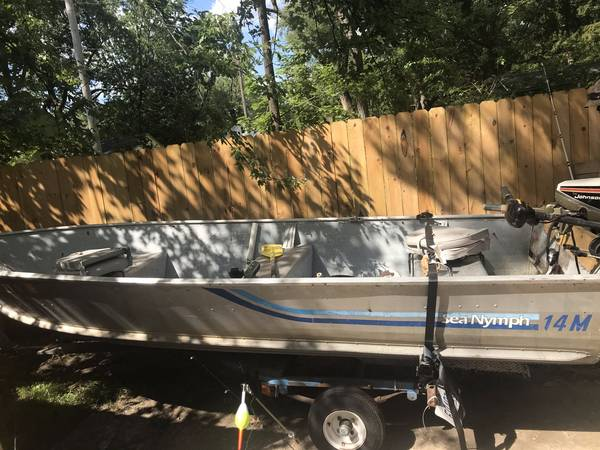 Photo 14 Ft Boat for sale (Negotiable) - $2,500 (Grand Haven)