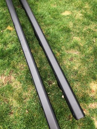 Photo 18-21 Jeep Wrangler Willy (4-door) Rock Protection Sill Rails - $125 (Grand Haven)