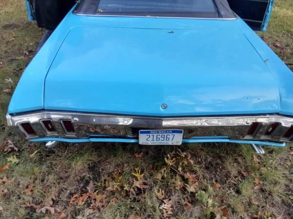 Photo 1970 Chevy Impala - $5000 (Muskegon)