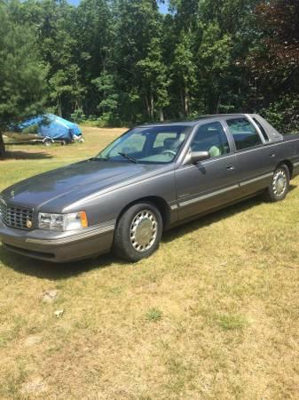 Photo 1998 Cadillac Deville DeElagance - $2,150 (Cedar CreekTwin Lake)