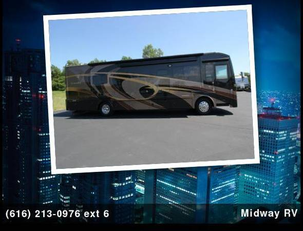 Photo 2015 Thor Motor Coach Tuscany 40DX - $186,990 (Grand Rapids, MI)