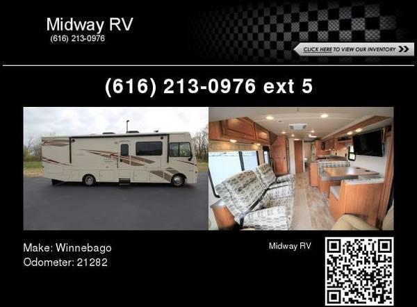 Photo 2017 Winnebago Vista 31BE - $84,990 (Grand Rapids, MI)