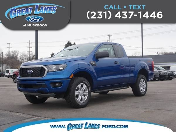 Photo 2019 Ford Ranger XLT - $26988 (_Ford_ _Ranger_ _Truck_)