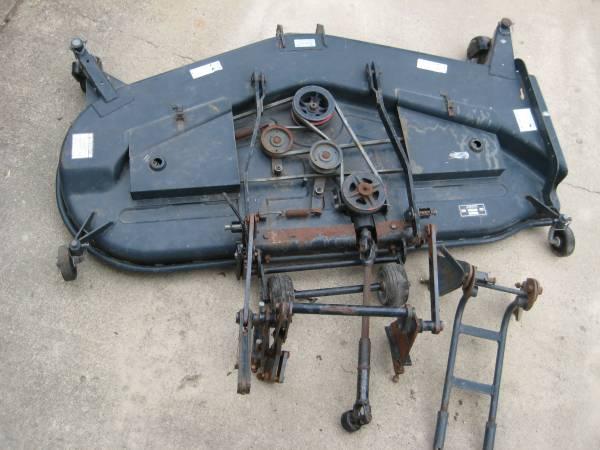 Photo 72quot Belly Mower Deck - $600 (Swartz Creek)