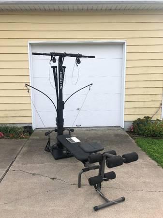 Photo BowFlex Power Pro XTL Home Gym - $250 (Bridgman)