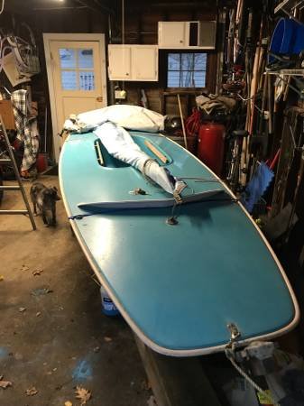 Butterfly Sailboat - $900 (Grand Haven)   Boats For Sale ...