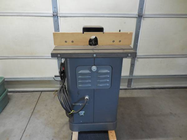 Photo Delta Rockwell Heavy Duty Shaper - $575 (Muskegon)