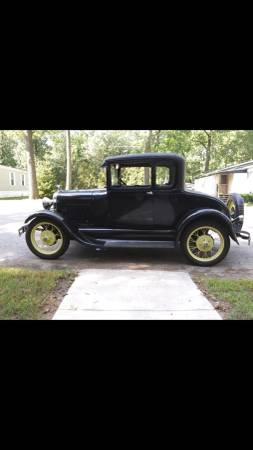 Photo Ford Model A - $10000 (Muskegon)