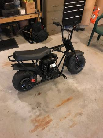 Photo Monster Moto mini bike - $500 (Muskegon)