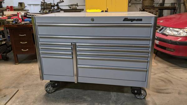 Photo Snap-On Tool Chest - $3,500 (Grand Haven, MI)