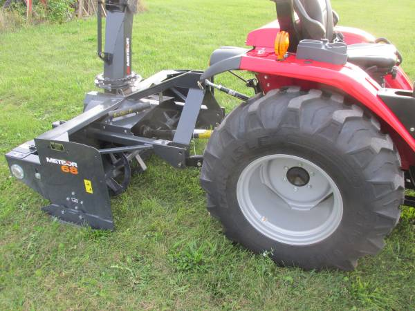 Photo Snow Blowers for Tractors