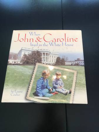 Photo When John  Caroline Lived in the White House - $10 (Norton Shores)