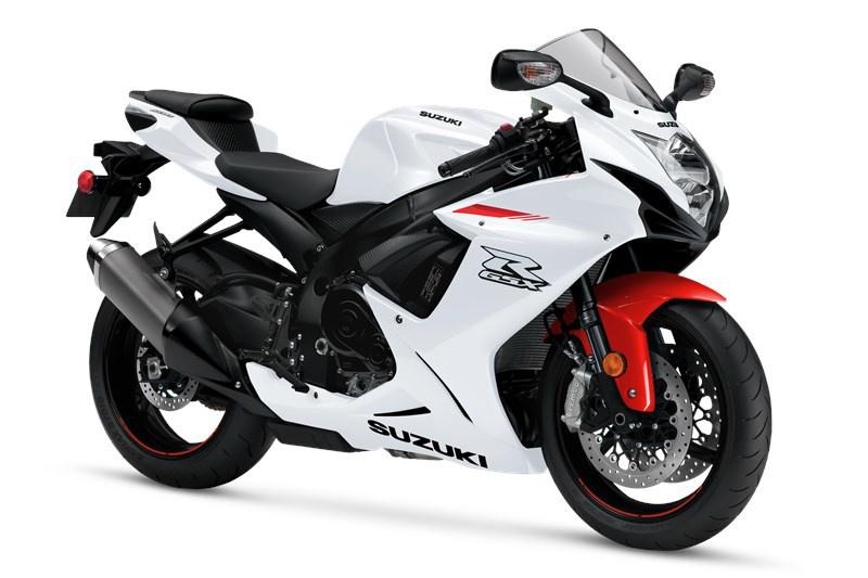 Photo 2021 Suzuki GSX-R 600 $11449