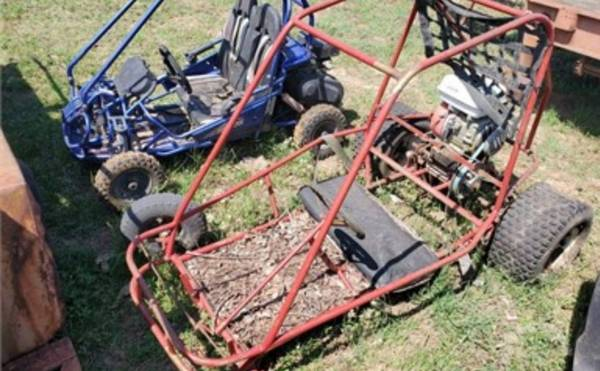 Photo free pick up of mopeds go-karts rider mowers (North Muskegon)