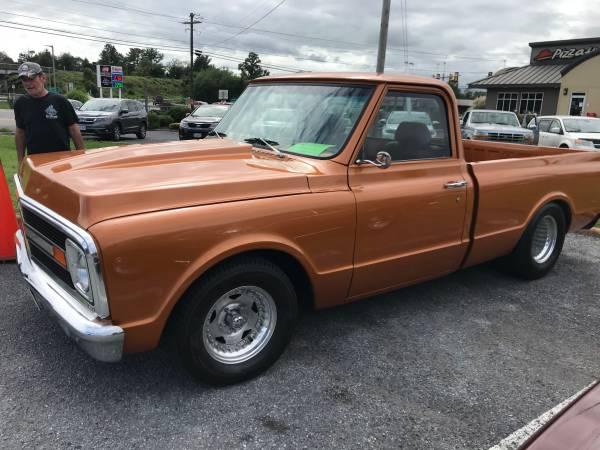Photo 1969 Chevy C10 Custom - $36,000 (Elkton)