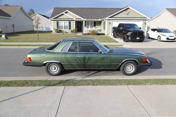 Photo 1974 Mercedes 450 SLC Coupe - $6,490 (Conway)