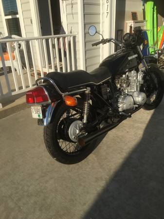 Photo 1979 Honda CB 750 - $1,600 (Murrells Inlet)