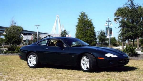 Photo 1997 Jaguar XK8 Coupe - $6500 (Georgetown SC)