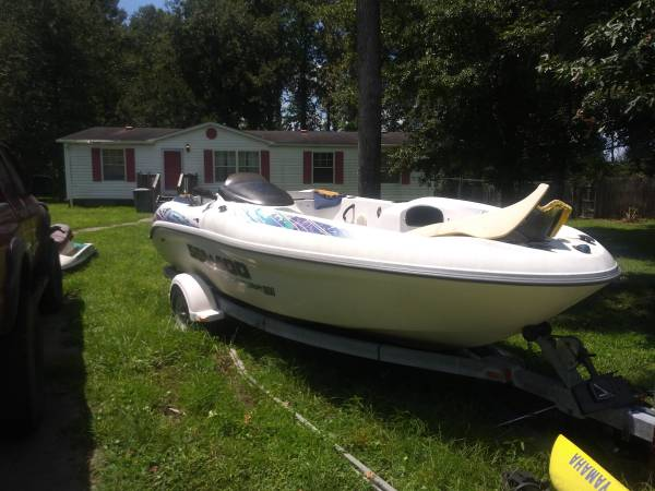 Photo 1998 sea doo sportster 1800 - $3,500 (CONWAY)
