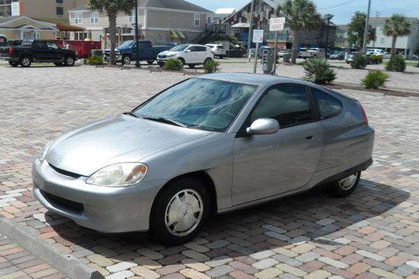 Photo 2000 Honda Insight - 215k mi - 50 mpg - $3250 (Surfside Beach)