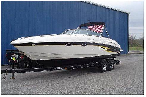 Photo 2002 Chaparral 265 SSi everything one should expect - $20,000 (myrtle beach)