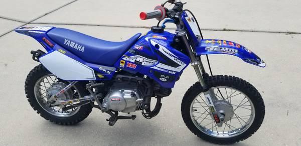 2003 Yamaha Ttr 90 Dirtbike 900 Murrells Inlet Motorcycles For Sale Myrtle Beach Sc Shoppok