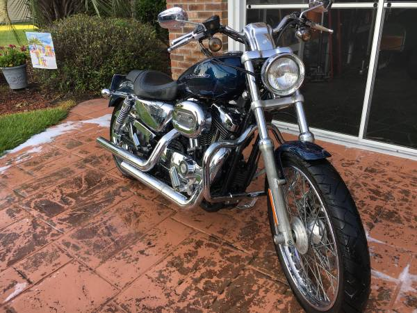 Photo 2004 Harley Davidson 1200C - $3,750 (Little River)