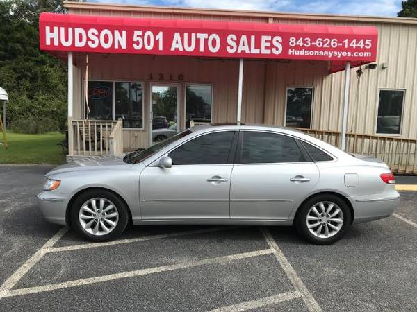 Photo 2006 Hyundai Azera Limited $75.00 Per Week Buy Here Pay Here (Myrtle Beach)