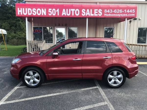 Photo 2007 Acura RDX AT With Technology Package Buy Here Pay Here (Myrtle Beach)