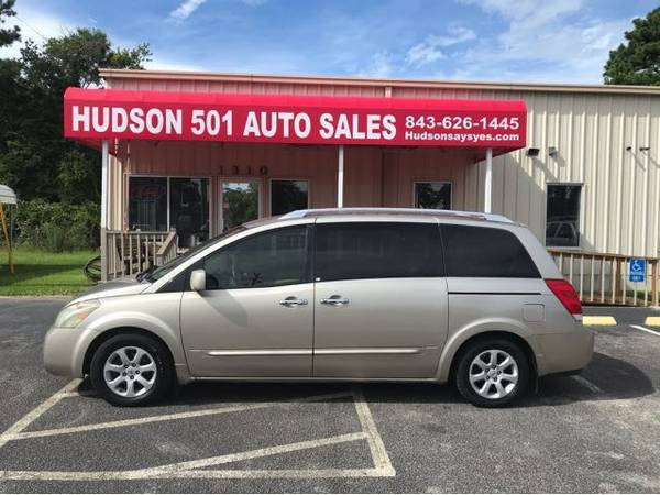 Photo 2007 Nissan Quest SE 3.5 LTR Buy Here Pay Here $75.00 Per WK (Myrtle Beach)