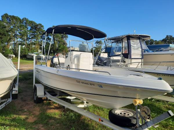 Photo 2007 Sea-Fox 19ft center - $21,000 (3525 Hwy 17 bus Murrell39s Inlet)