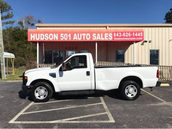 Photo 2008 Ford F350 XL Work Truck 2WD Cash and Carry Special Only - $3995 (Myrtle Beach)