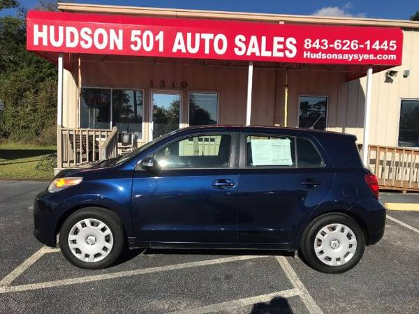 Photo 2008 Scion xD 5-Door $75.00 Per Week Buy Here Pay Here (Myrtle Beach)