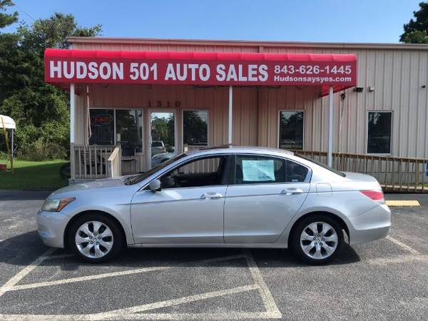 Photo 2009 Honda Accord EX Sedan $80.00 Per Week Buy Here Pay Here (Myrtle Beach)