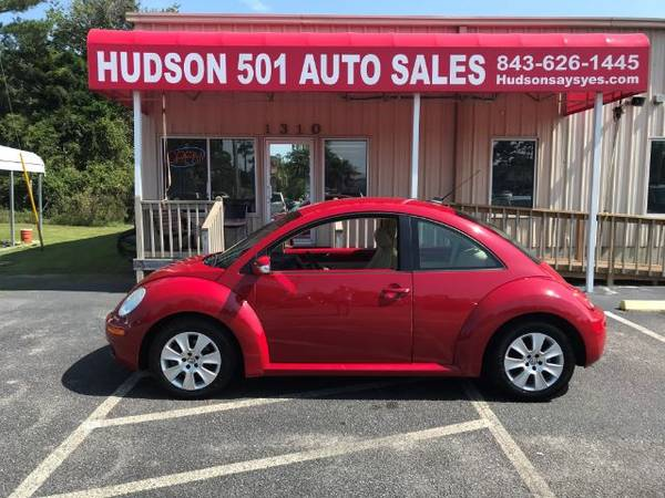 Photo 2009 Volkswagen New Beetle Only 68K Miles Buy Here Pay Here (Myrtle Beach)