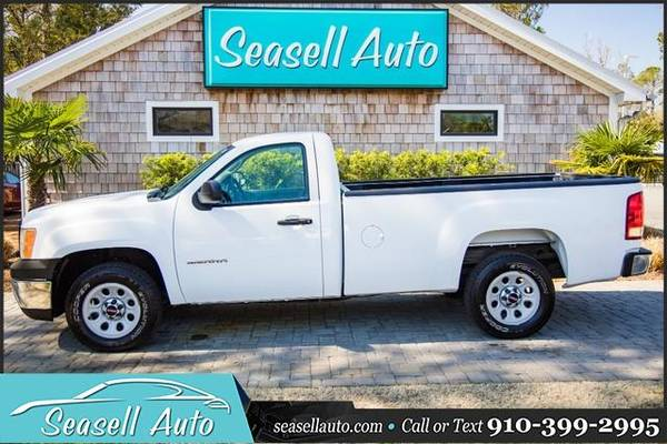 Photo 2010 GMC Sierra 1500 - Call 910-399-2995 - $9380 (2010 GMC Sierra 1500 Seasell Auto)