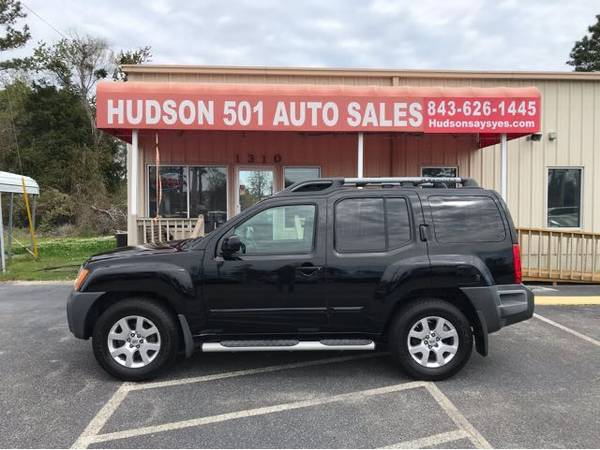 Photo 2010 Nissan Xterra SE wd Leather Loaded Buy Here Pay Here (Myrtle Beach)