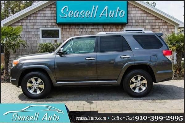 Photo 2010 Toyota 4Runner - Call 910-399-2995 - $10680 (2010 Toyota 4Runner Seasell Auto)