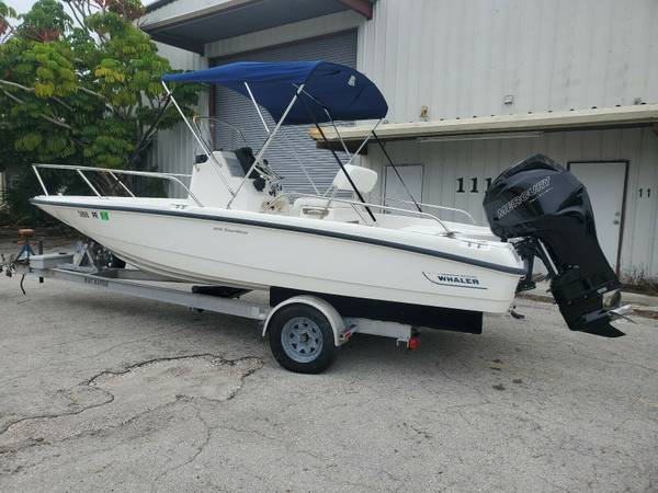 Photo 2011 Boston Whaler very versatile boat - $18650