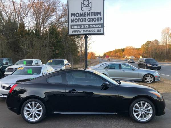 Photo 2011 Infiniti G37 Coupe 2dr x AWD $1500 DOWN OR LESSBUY HERE PAY HERE - $13,995 (2011 Infiniti G37 Coupe 2dr x AWD $1500)