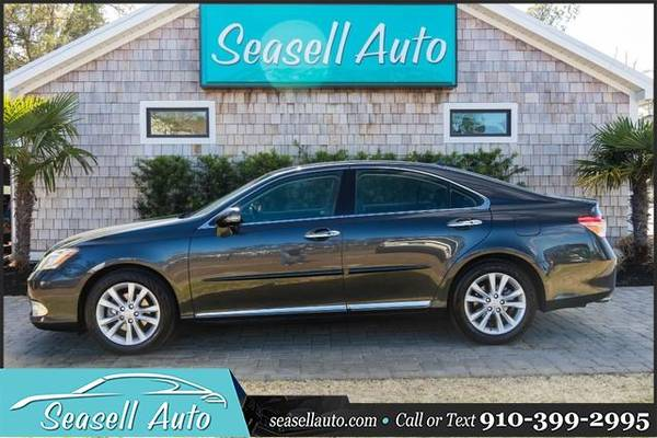 Photo 2011 Lexus ES 350 - Call 910-399-2995 - $7980 (2011 Lexus ES 350 Seasell Auto)