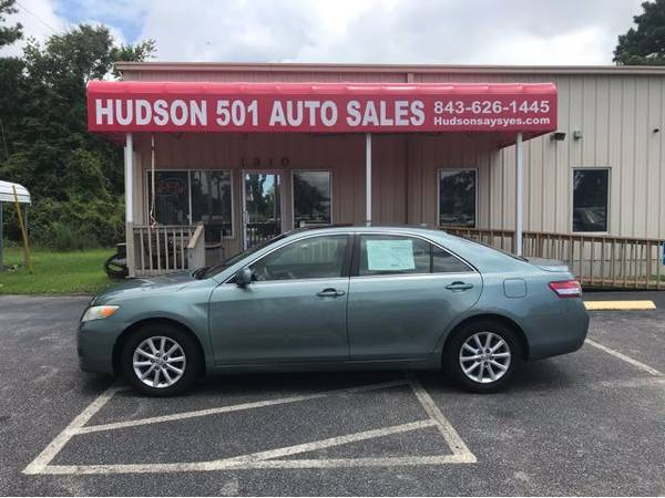 Photo 2011 Toyota Camry LE Leather Loaded Buy Here Pay Here (Myrtle Beach)