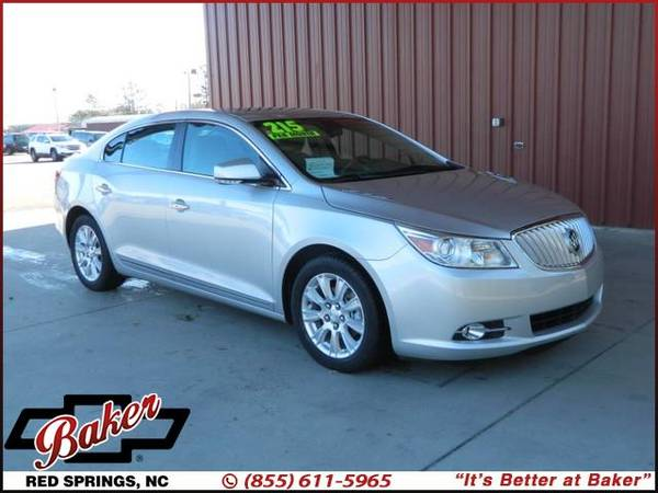 Photo 2012 Buick LaCrosse - GUARANTEED CREDIT APPROVAL - $9999 (2012 Buick LaCrosse Baker Chevrolet)